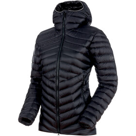 Mammut Broad Peak IN Kapuzenjacke Damen black-phantom